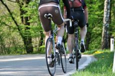 University Of Pennsylvania Team Focuses on Cyclists Eyes for Bike Safety Study