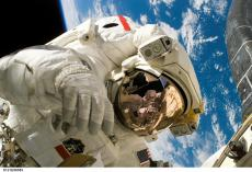 Higher Weight Increases Likelihood Astronauts Develop Eye Issues