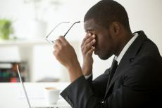 Too Much Stress Can Increase The Risk Of Eye Disease