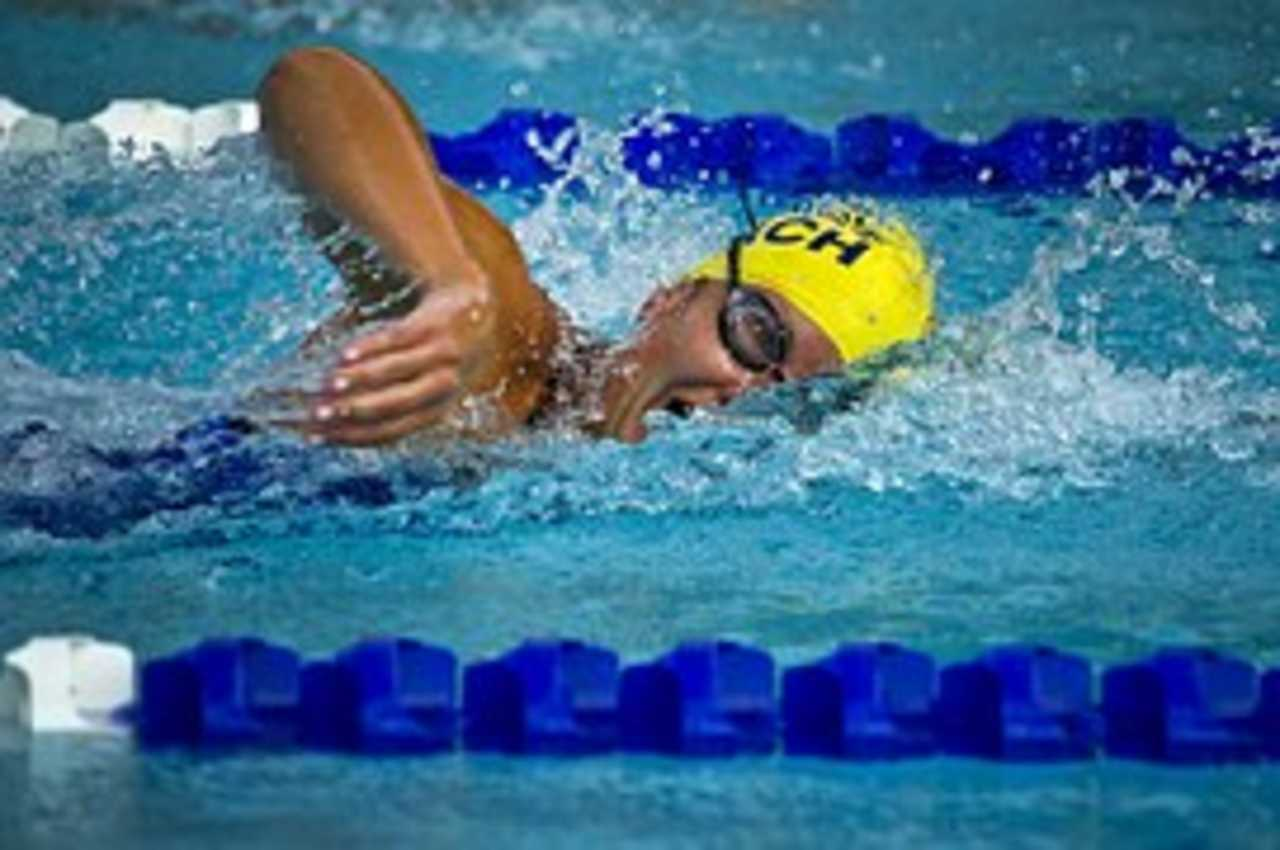 Can you  Wear Contact lenses in the pool?