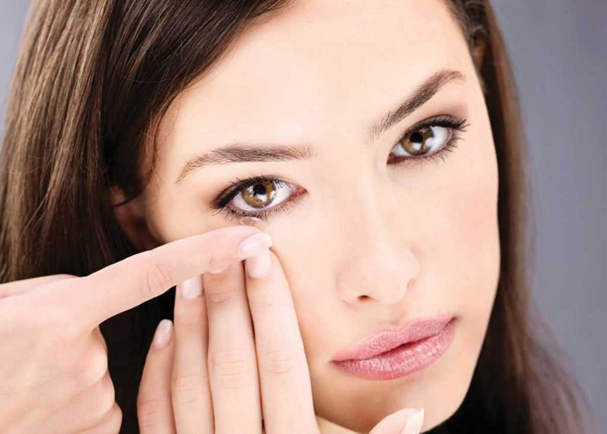 Can I wear Makeup and Contact Lenses?