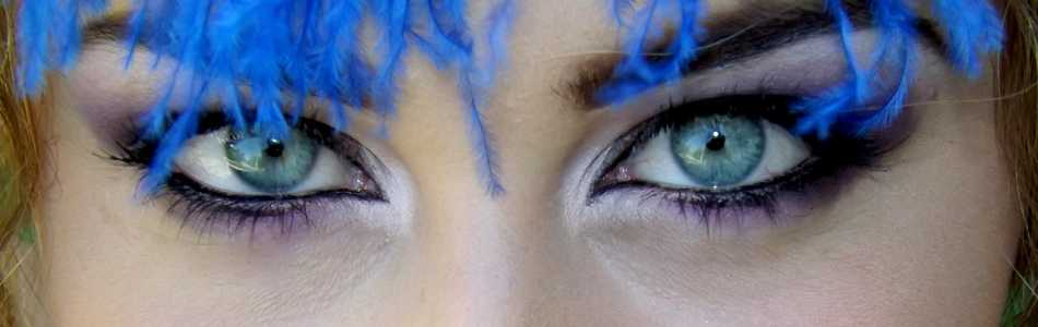 What is the most attractive eye colour?