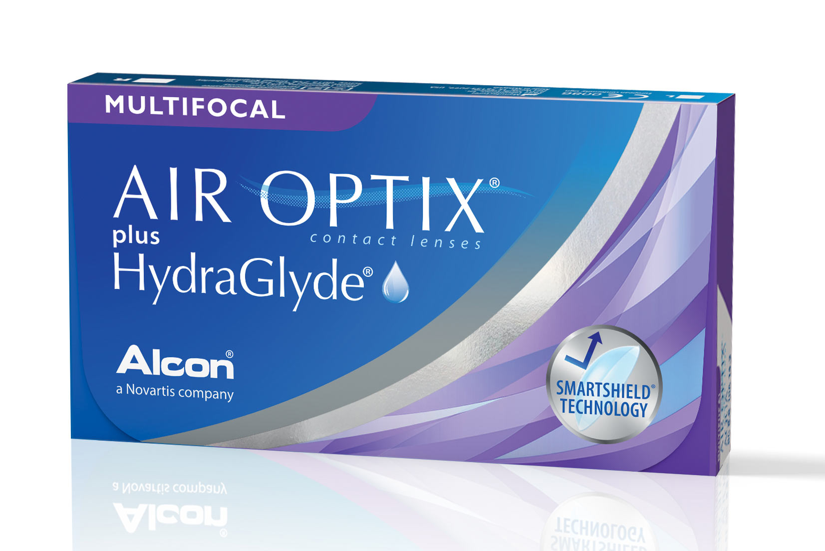 Air Optix Multifocal Plus Hydraglyde