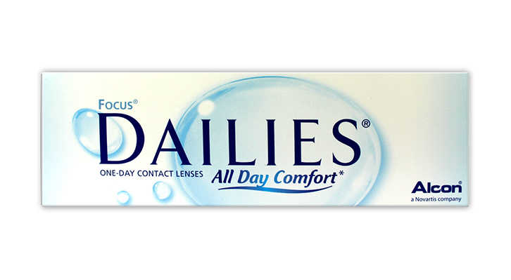 Cheap Focus Daily 1 Day Contact lenses. No Prescription Required ... 3d4fef54bba6