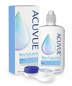 Acuvue Revitalens Travel Pack
