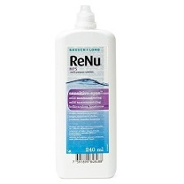 Renu Multi Purpose Solution (240ml Flat)
