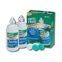 Opti Free Replenish Twin Pack