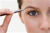"""A little eye makeup """"makes a big difference"""""""