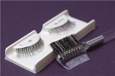 "Eyelash technology ""suitable for contact lens wearers"""