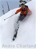 Blind Skier gets Gold