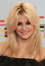 "Pixie Lott spotted in ""geek glasses"""