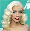 Christina Aguilera ditches eye makeup