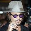 """Green contact lenses and makeup leave Depp """"almost unrecognisable"""""""