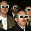 Are 3D films a concern for contact lens wearers?