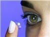 Lens improves eyesight during sleep