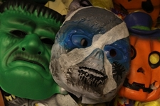 """Masks and candles """"a danger to vision"""" this Halloween"""
