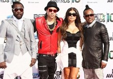 Black Eyed Peas star is blind