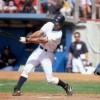Contact lenses help baseball player improve form