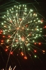 Advice given to fireworks users on Independence Day
