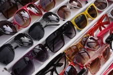 "Sunglasses fashion ""drawing on older trends"""