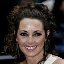 Carol Vorderman backs laser eye surgery