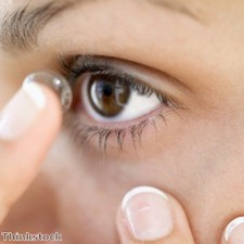 """Contact lenses """"are the future of augmented reality"""""""